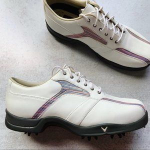 Like New Callaway Golf Cleats Holographic Shoes